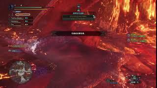 Monster Hunter: World 炎王尾刀