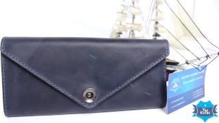 Женский кожаный кошелек BlankNote 1.0 ночное небо купить в Украине. Обзор