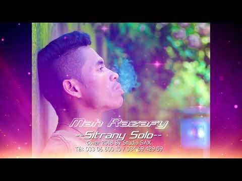 Tence Mena -  Sitrany Solo Cover by  Mah Razafy (Audio 2018)