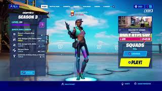 Fortnite with Ninja Hero