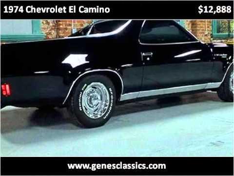 1974 chevrolet el camino used cars paulsboro nj   youtube