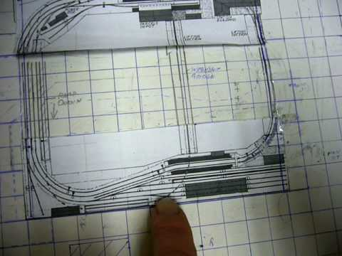 New layout track plan (explained)
