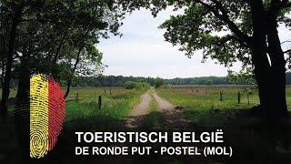 Toeristisch België - Postel - Rode wandeling