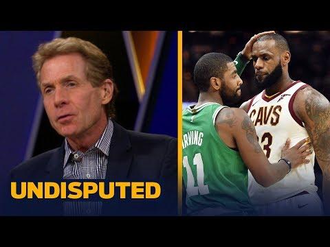 Cavaliers def. Celtics 102-99 to start 2017-18 season - LeBron impressive in the win? | UNDISPUTED
