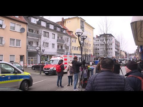 Live: Shooting in Hanau leaves at least 11 dead and 5 injured