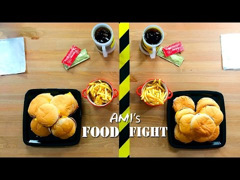 ♥ Ami's Food Fight ♥ - Maliatsis VS AnnaMaria