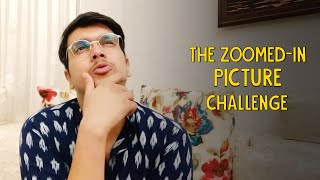 Who Is Better At The Zoomed-In Picture Challenge ? | Ok Tested