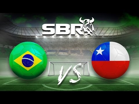 2014 World Cup Betting: Brazil vs. Chile