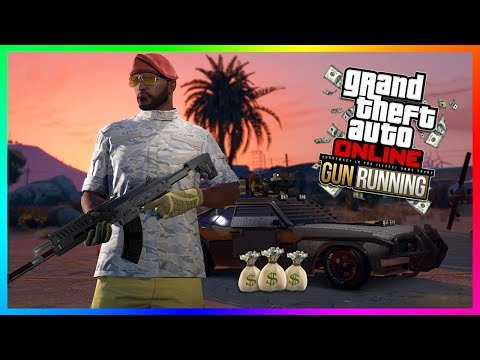GTA ONLINE CONTENT UPDATE 2017 - BEST WAYS TO MAKE MONEY TO PREPARE FOR THE GUNRUNNING DLC! (GTA 5)