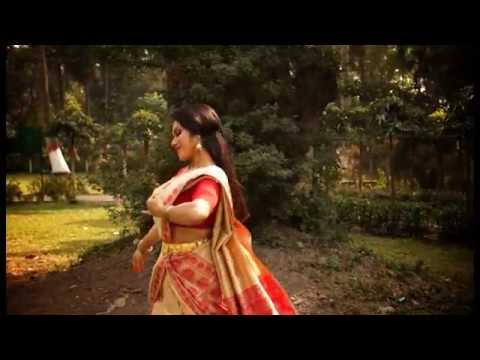 DANCE COMPOSITION ON TAGORE SONGS (IN ASSAMESE) BY DEBAMITRA SENGUPTA