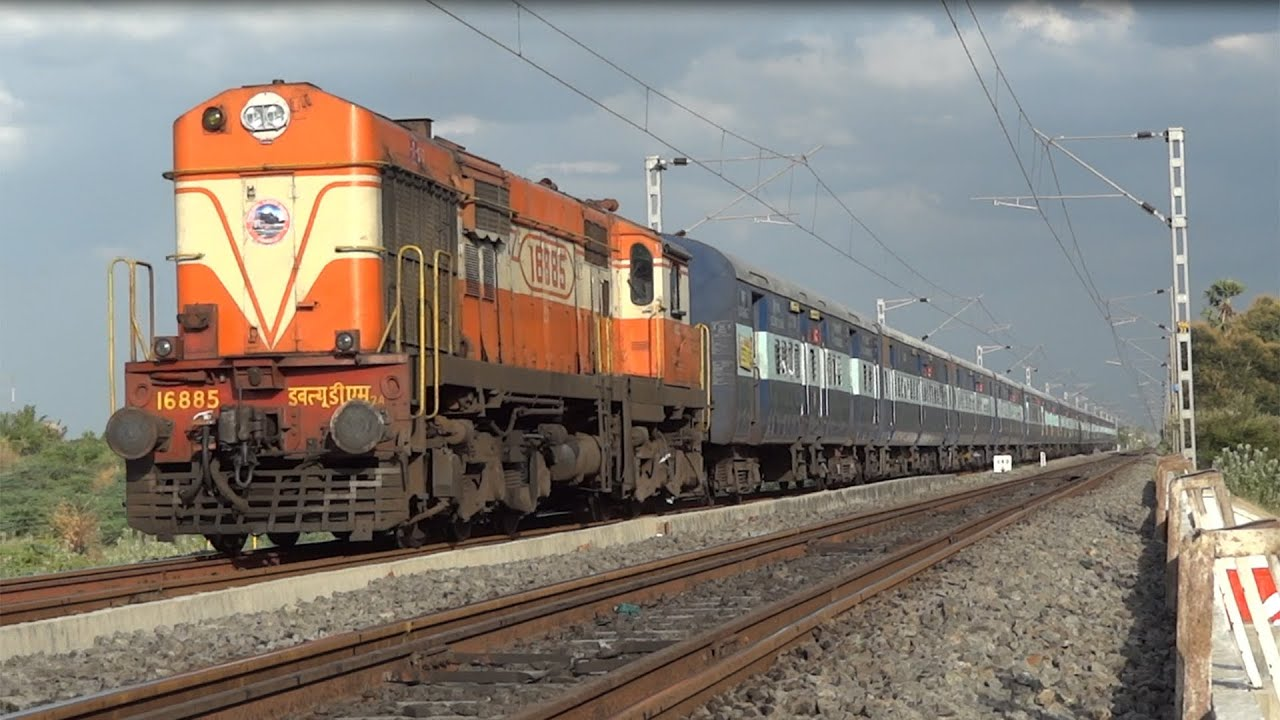 Image result for trichy ernakulam train