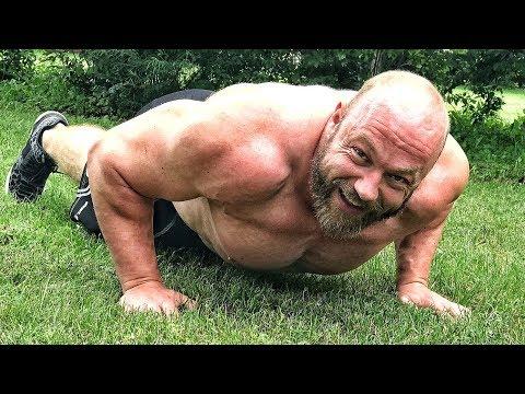 BODYWEIGHT TRAINING - Muskelaufbau ohne Geräte