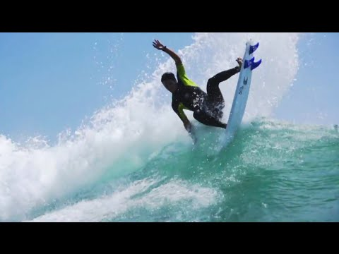 Filipe Toledo & Friends Surfing San Diego | California Connection 2
