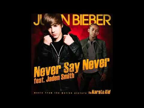 Justin Bieber  Never Say Never Instrumental