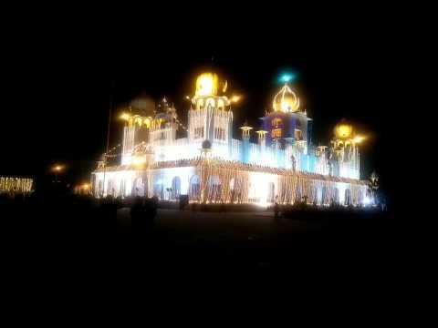 Hola Mahal kiratpur Sahib Anandpur Sahib  day one night part 1