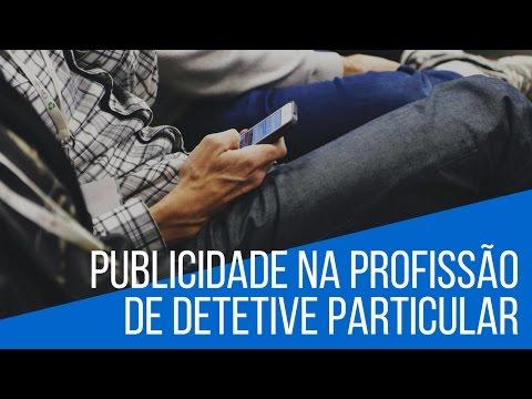 Vídeo Detetive particular curso gratis