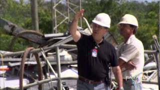 Blowdown: Rocket Tower controlled demolition of NASA rocket tower 40 at Cape Canaveral
