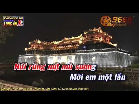 Karaoke Thư Xuân Trên Rừng Cao   Tone Nữ   Karaoke Beat Chuẩn