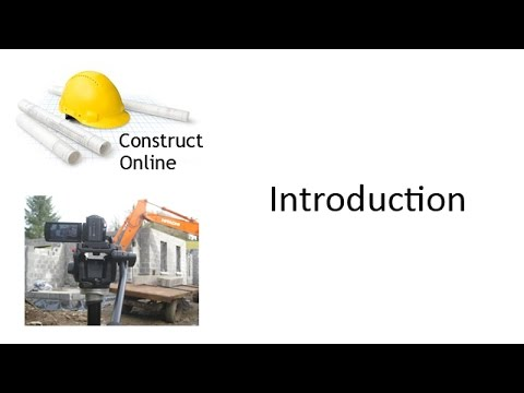 Construct Online - Introduction