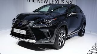 mqdefault Lexus Nx 300h Launched In India Prices Start At Rs 53 18