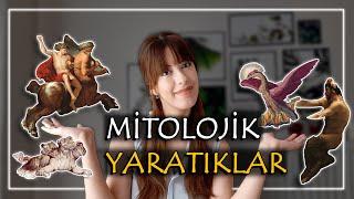 Mitolojik Yaratıklar   Yunan Mitolojisi