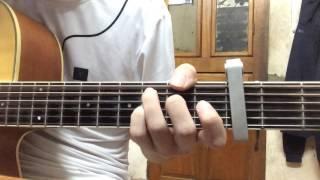 Vì anh là của em (guitar)