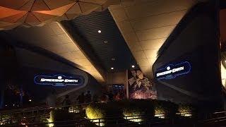 Spaceship Earth Full Ride Through POV - Walt Disney World, Epcot