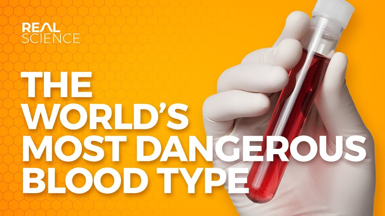 Download The World's Most Dangerous Blood Type