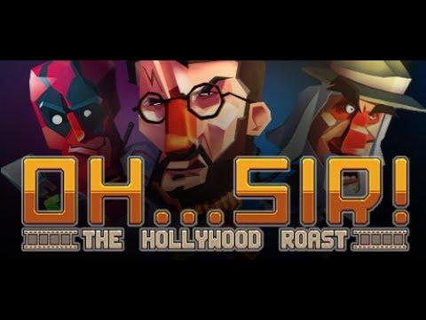 I WIN!! | Oh... Sir: The Hollywood Roast #2