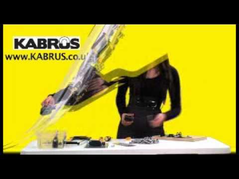 Siren Alarm Padlock, High security padlocks - KABRUS SMART LOCK TECNOLOGIES