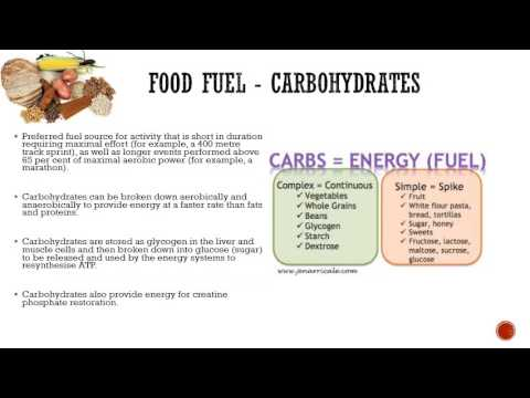 Food Fuels and Energy Systems Part 1