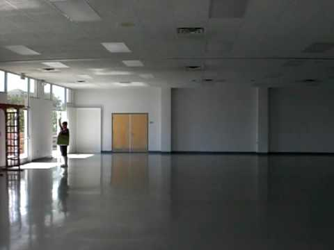 Clearwater Beach Rec Center Inside View