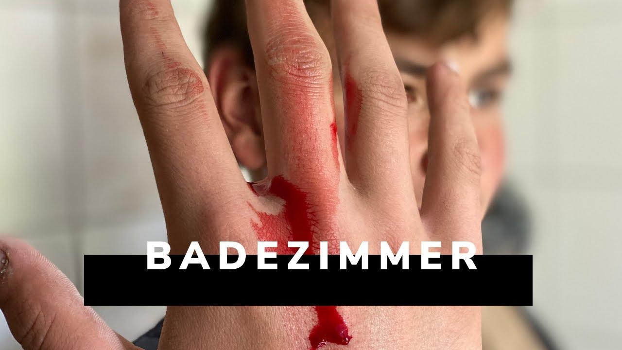 BADEZIMMER, STEINE & BLUT!