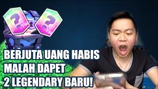 BERJUTA UANG HABIS, MALAH DAPET 2 LEGENDARY!!!