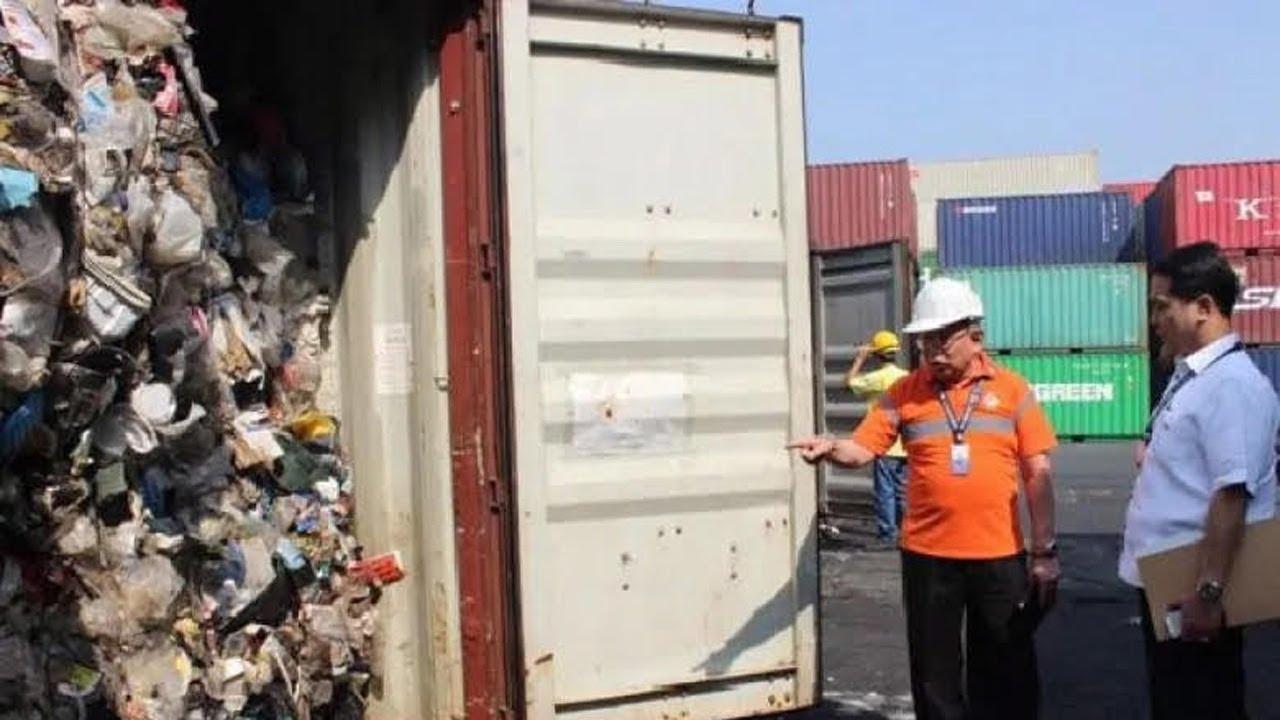 Malaysia Kirim Balik Ratusan Ton Sampah Plastik a.l. dari AS dan Kanada