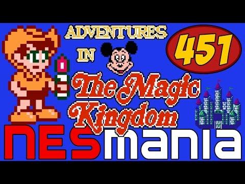 451/714 Adventures in the Magic Kingdom - NESMania