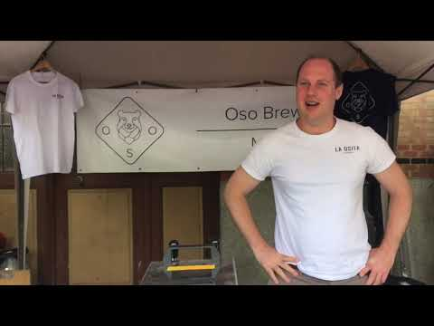 V Beermad. Mercado de la cerveza artesana