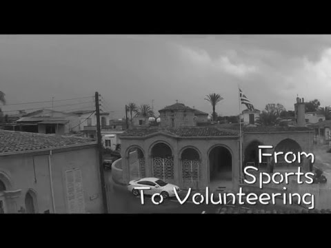 From Sports to Volunteering- Cyprus 2015