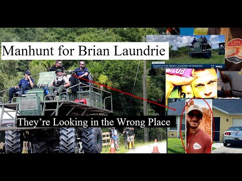 *STILL* A Fugitive - How Has Brian Laundrie Managed To Outsmart the FBI? - New Perp Profile Needed?