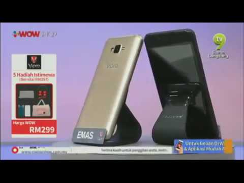Vipro V2 Smartphone By Cj Wow Shop Youtube