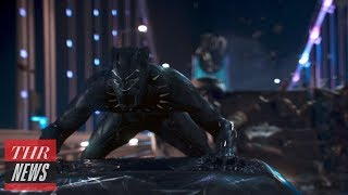 'Black Panther': Advance Ticket Sales Beating Previous First-Quarter Movies on Fandango | THR News