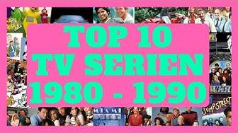 TV Serien 90er Deutsch | Top 10 | Fersehserien 80er 90er Teil 1