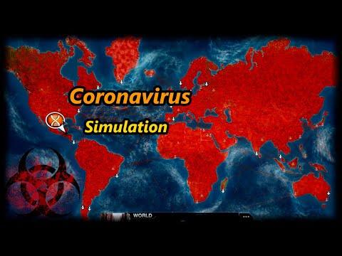Plague Inc - The Coronavirus (No Commentary) Covid-19