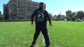 Kung Fu Kids Sprint Training - 10816