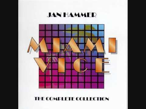 Jan Hammer  - One Way Out - (Miami VIce)