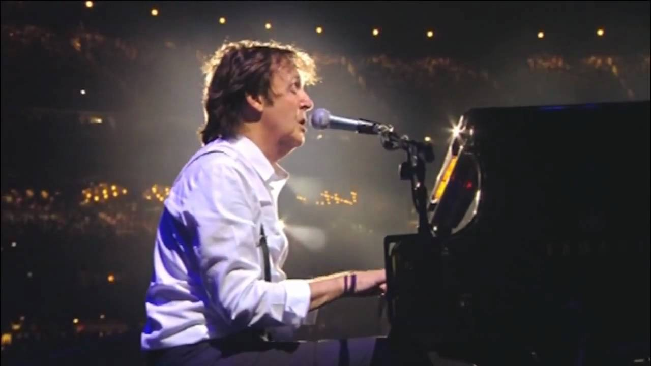 Paul Mccartney Live Let It Be Good Evening New York City Tour Youtube