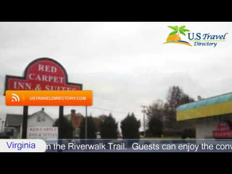 Red Carpet Inn & Suites - Danville Hotels, Virginia