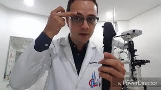 سلسلة فحص النظر باللغة العربية(7) - جهاز الريتنوسكوب retinoscope الجزء الاول