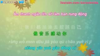 北京歡迎你 | Bắc Kinh Chào Đón Bạn [ Pinyin + Hanzi + Vietsub ]