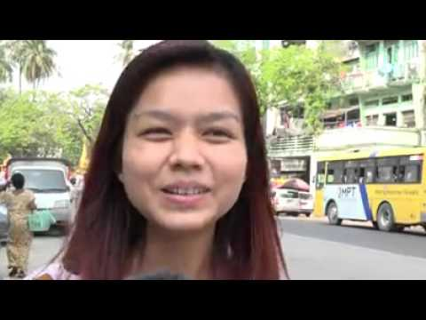 INTERVIEW WITH MYANMAR GIRL (KISS OR NOT?)
